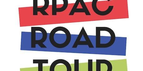 RPAC Road Tour With Elizabeth Mendenhall- Cedar Rapids tickets