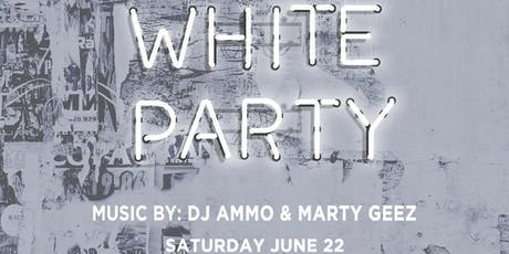 All White Party w/ DJ Ammo @ Noto Philly June 22 tickets