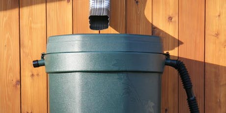DRIP Lunch and Learn Session #2  - Downspout Disconnection and Rain Barrel Demo tickets
