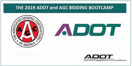 ADOT / AGC Bidding Boot Camp tickets