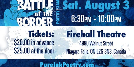 Battle at the Border Poetry Slam tickets