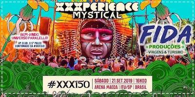 Excursão XXXPERIENCE FESTIVAL - MYSTICAL 2019