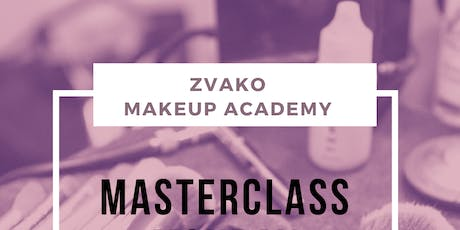 MAKEUP MASTERCLASS WITH MUA ELLE tickets