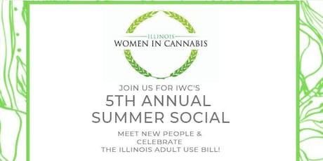 IWC Summer Social tickets
