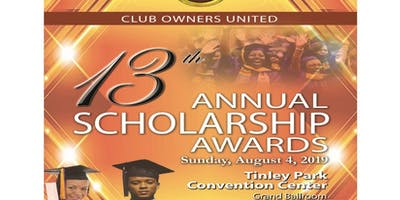 13th Annual Scholarship Awards