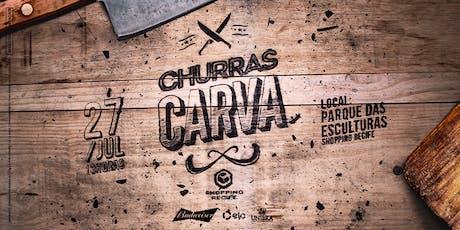 ChurrasCarva 2019 ingressos