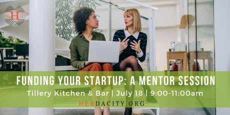 Funding Your Startup: A Mentor Session tickets