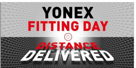 YONEX DEMO & CUSTOM FITTING EVENT tickets