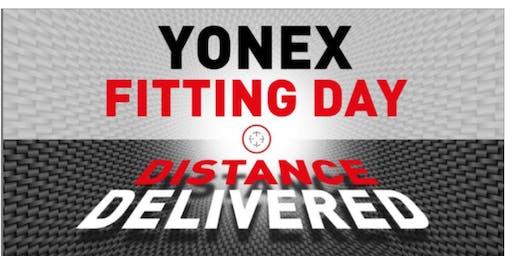 YONEX DEMO & CUSTOM FITTING EVENT