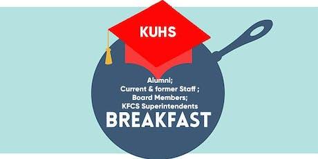 Klamath Union High School Grand Celebration -  Breakfast tickets