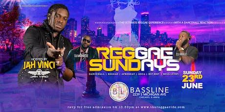 REGGAE SUNDAYS (Chicago) fea. JAH VINCI tickets