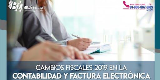 Los Cabos, Cambios Fiscales 2019
