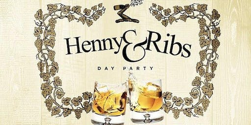 6.22| [HENNY & RIBS] 3rd ANNUAL DAY PARTY w/ DJ MR ROGERS @ THE ADDRESS | Happy Hour 3-7P | FULL KITCHEN | 3 DJS & MC | HOOKAH | FREE ENTRY EVENT ALL DAY & NIGHT!!