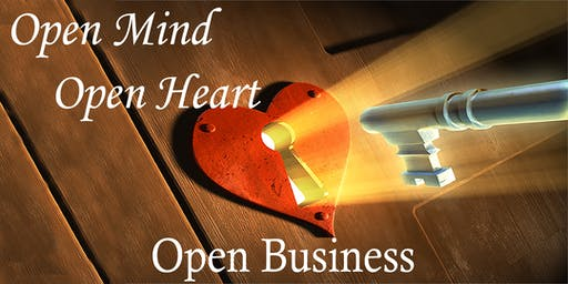 Discovery Session for Open Mind, Open Heart, Open Business series