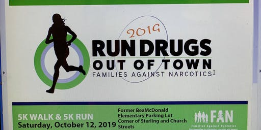 Sanilac County 2019 Run Drugs Out of Town 5k Walk & 5k Run