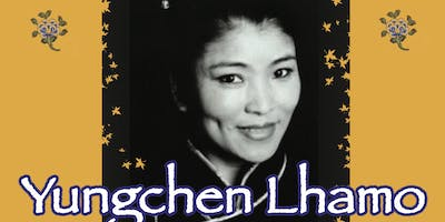 One Drop of Kindness: A Benefit Concert with Tibetan Singer Yungchen Lhamo