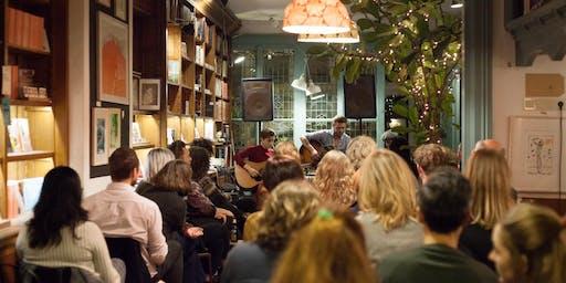 Bookstor Music Night III