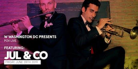 POV LIVE featuring Jul & Co tickets