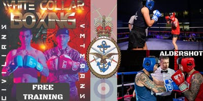 BOXING FOR VETERANS ALDERSHOT GARRISON SPORTS CENTRE