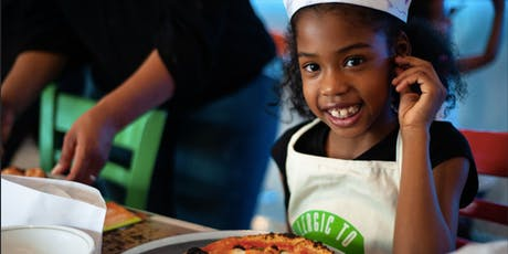 KIDS MAKE PIZZA ! Pizza Class Ages 4+ tickets