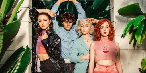 The Regrettes with Greer