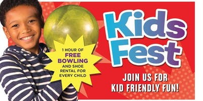 Kid's Fest Bowlero Romeoville!