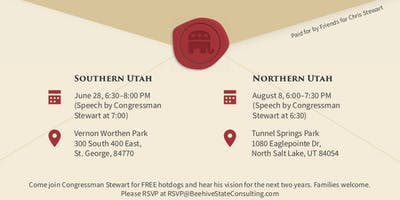 Northern Utah Family Summer BBQ (NEW DATE)