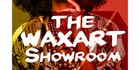 The WAXART Showroom  entradas
