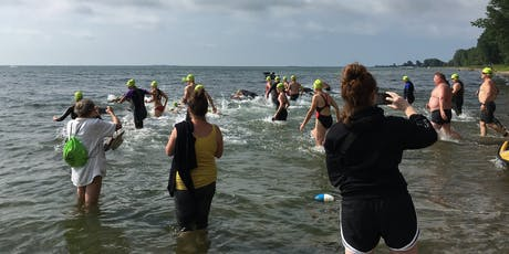 Lake Erie: Try An Open Water Swim tickets