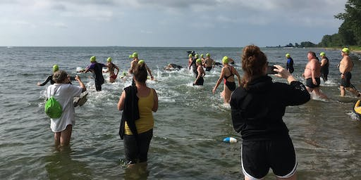 Lake Erie: Try An Open Water Swim