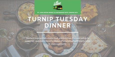 St. Louis MetroMarket Presents: Turnip Tuesdays @ Juniper! tickets
