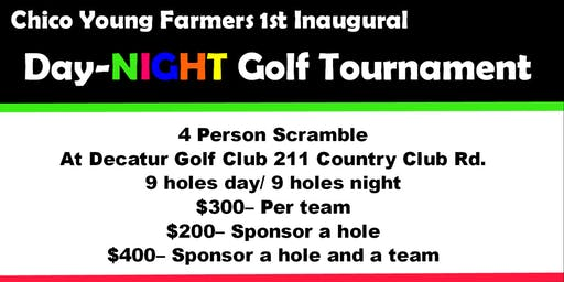 Chico Young Farmers Day/Night Golf Tournament