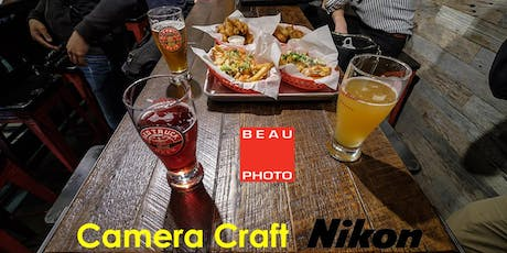 Camera Craft with Red Truck Beer Co & Nikon tickets