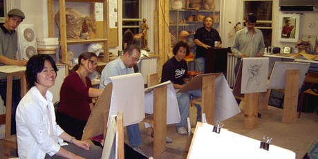 Drop-In Figure Drawing Sessions - Toronto, Danforth tickets