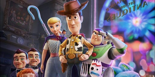 "See It On The Big Screen at Disney Springs: ""Toy Story 4"""