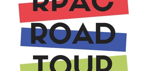 RPAC Road Tour With Elizabeth Mendenhall- Iowa City tickets