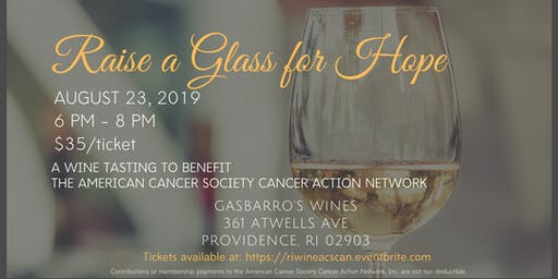 Raise a Glass for Hope