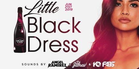 Little Black Dress Affair at Mansion Uptown - Escape Fridays Mpls  tickets
