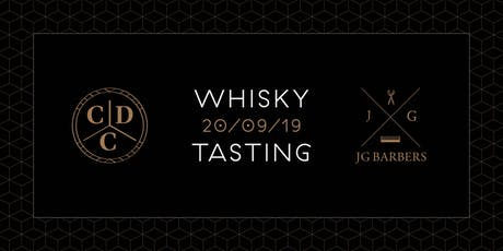Clandestine Dinner Club: Whisky Tasting tickets