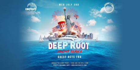 July 4th Weekend Yacht Party tickets