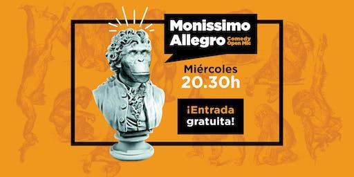 Monissimo Allegro Open Mic