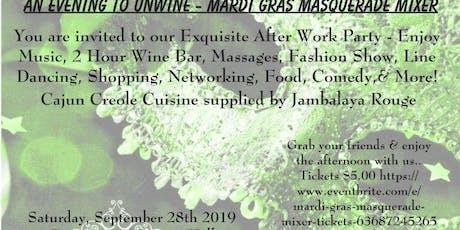 Mardi Gras Masquerade Mixer tickets