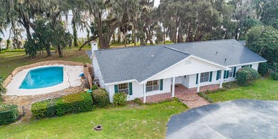 Open House! Saturday 06/22, 10:00am-2:00pm @ 3020 Indian Trl, Eustis, FL 32726