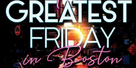 The Greatest Friday @ The Greatest Bar tickets