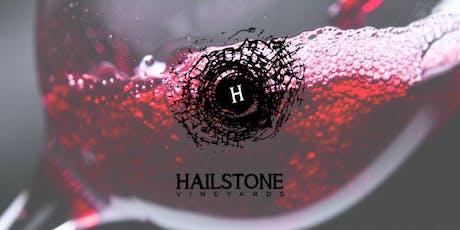Hailstone Wine Dinner tickets