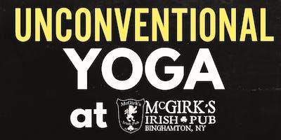 Unconventional Yoga @ McGirk's