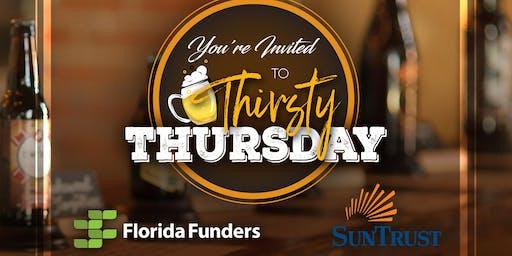 Florida Funders Thirsty Thursday