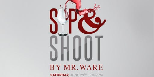 Mr Ware Sip & Shoot