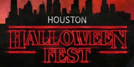 9th Annual Houston Halloween Festival tickets