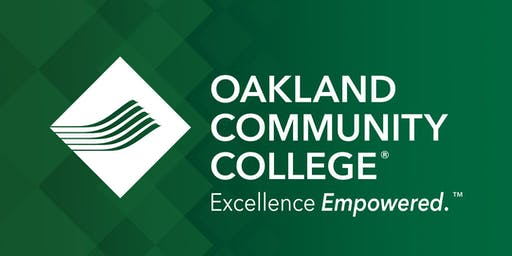 OCC Pre-Registration Workshop - Orchard Ridge Campus